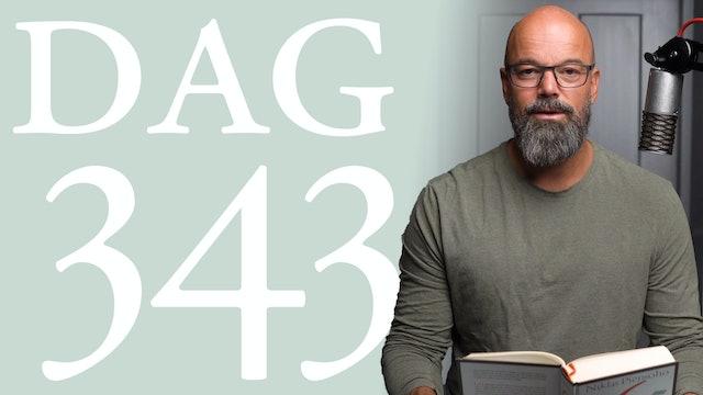 Dag 343: Nykter och vaken | 365 dagar med Jesus
