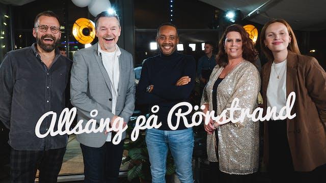 Frank Ådahl | Allsång på Rörstrand