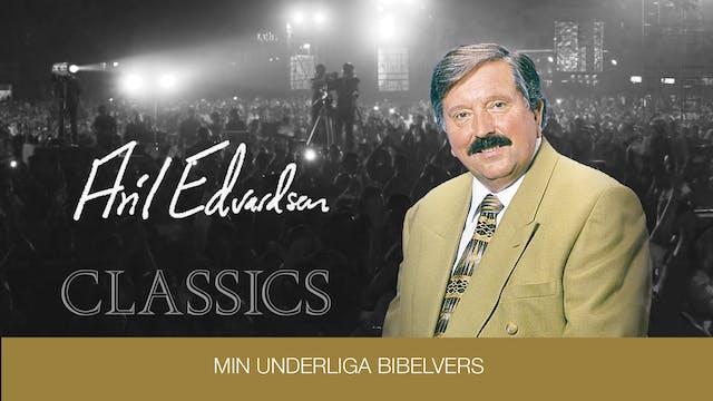 Min underliga bibelvers | Aril Edvard...