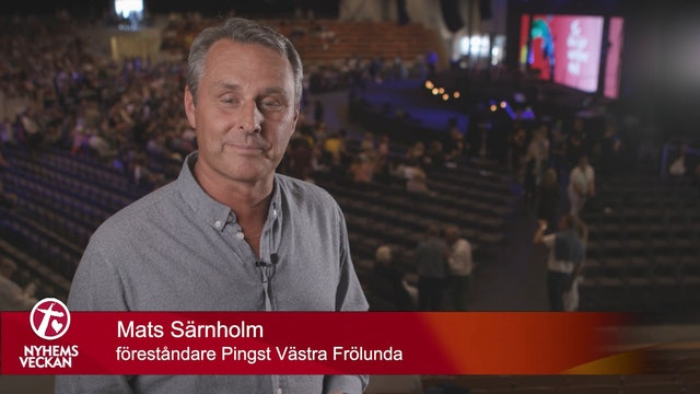 Christoffer Öhrvall 17 juni Predikan | Nyhemsveckan 2018