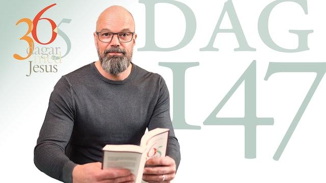 Dag 147:  Att överlämna sin ande | 365 dagar med Jesus