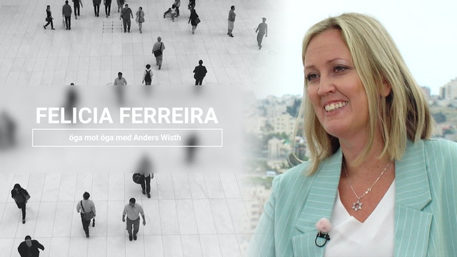 Felicia Ferreira | Reflexion