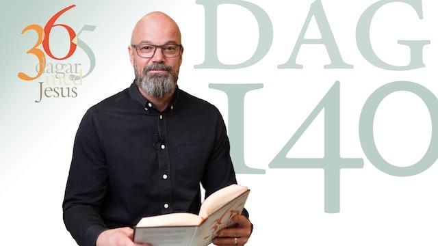 Dag 140: Två liv samtidigt | 365 dagar med Jesus
