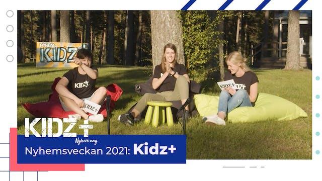 KIDZ+ Nyhem 2021 | Torsdag