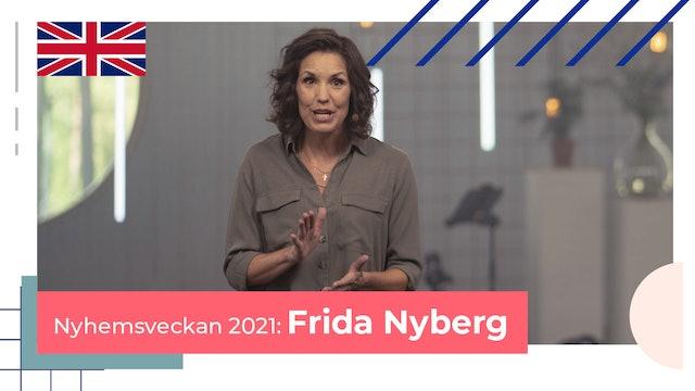 Kvällsmöte Tisdag ENGELSKA | Nyhemsveckan 2021