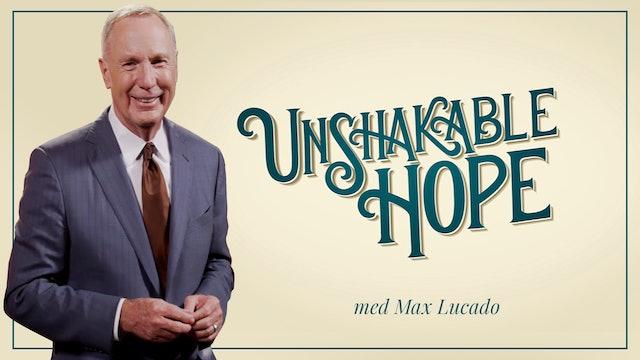 Orubbligt hopp med Max Lucado