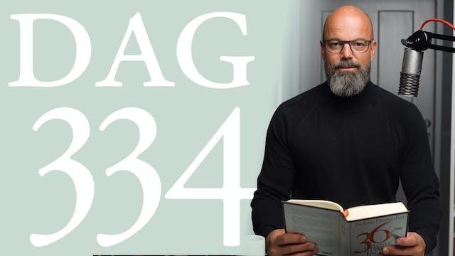 Dag 334: Ekolod | 365 dagar med Jesus