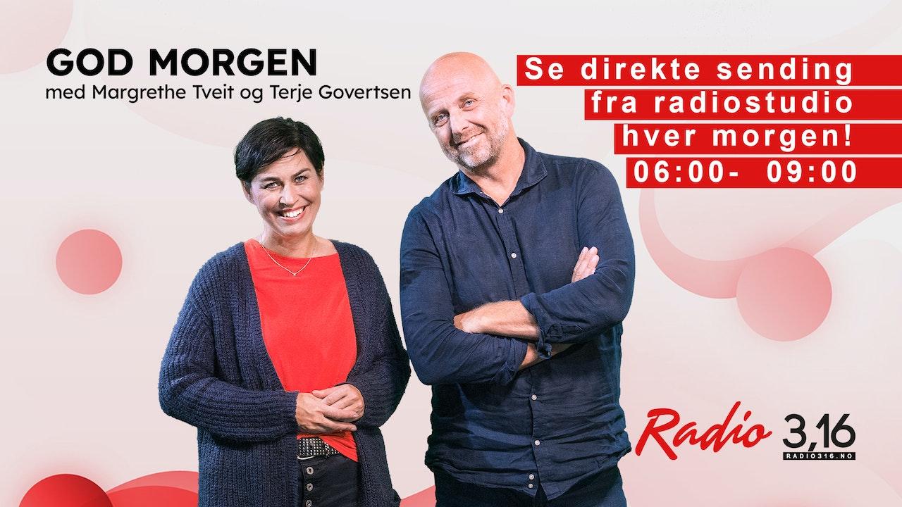 Radio 316 - God Morgen
