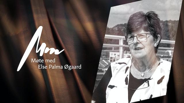 Møte Med - Else Palma Øgaard