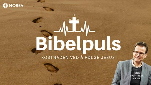 Bibelpuls 16 | Kostnaden ved å følge...