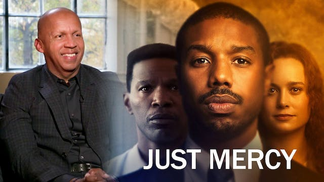 Bryan Stevenson - Just Mercy | Praise