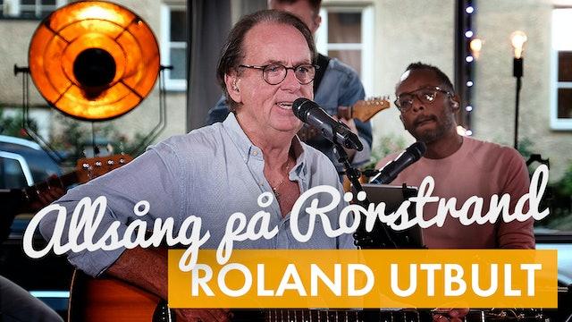 Roland Utbult | Allsång på Rörstrand