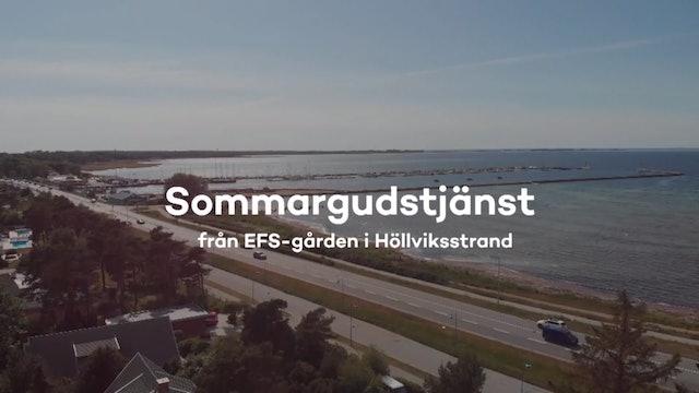 Sommargudstjänster från EFS