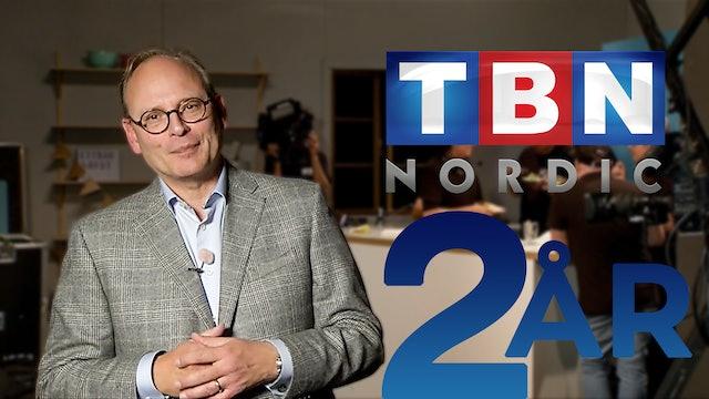 TBN Nordic fyller 2 år