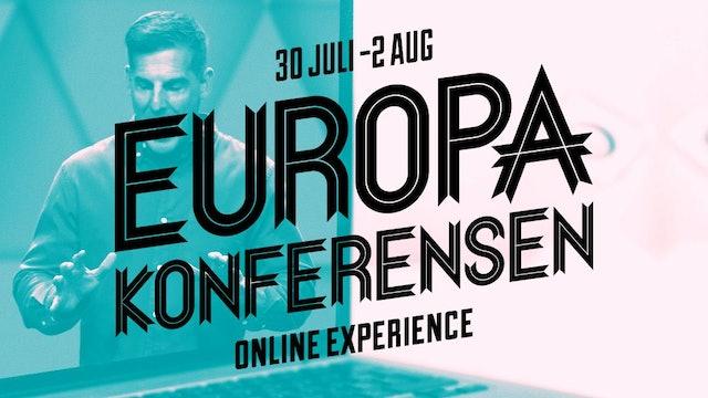 Europakonferensen 2020