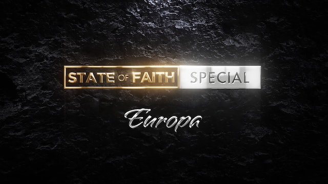 Europa | State of Faith