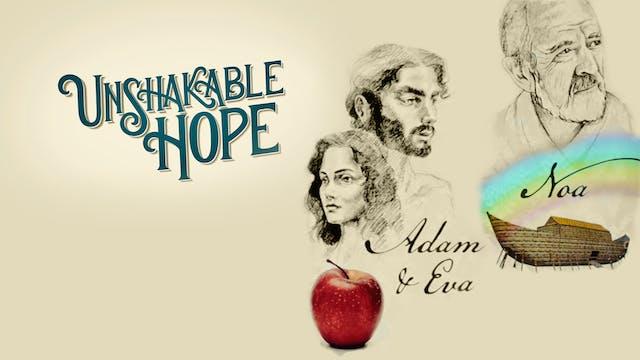 Adam, Eva & Noa  | Orubbligt hopp