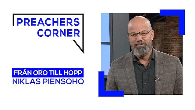 Från oro till hopp | Preacher's Corner
