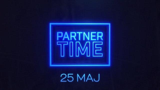 25 maj | Partnertime