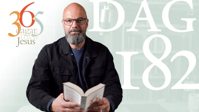 Dag 182: Flyttkort | 365 dagar med Jesus