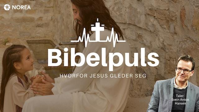Bibelpuls 13 | Hvorfor Jesus gleder seg