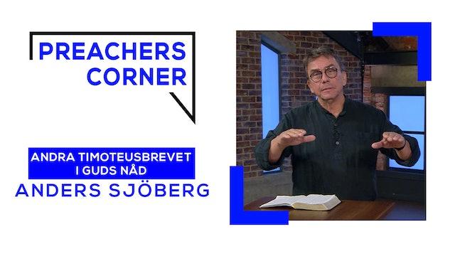 Andra Timoteusbrevet - I Guds nåd | Preacher's corner