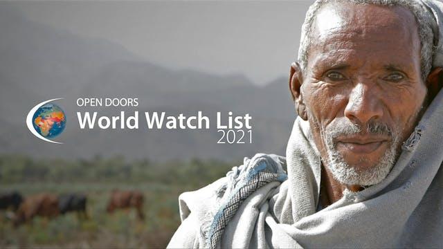 World Watchlist 2021 Release | Open D...