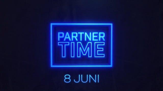 8 juni | Partnertime