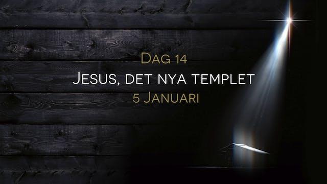 5 januari | 15 dagar med julens budskap