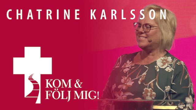 Chatrine Karlsson | Nyhemsveckan 2019