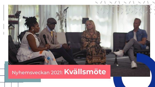 Kvällsmöte Torsdag | Nyhemsveckan 2021