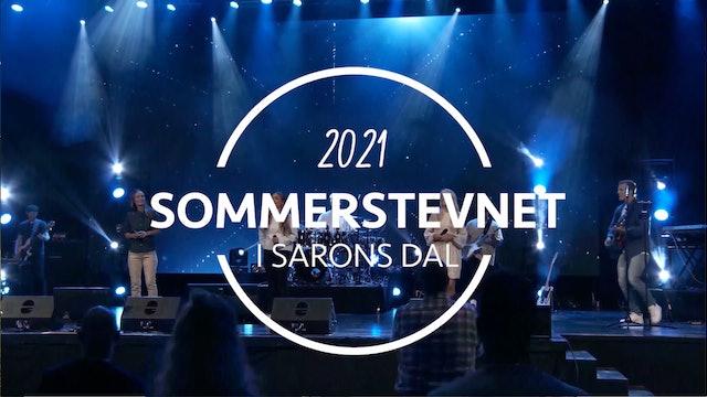 ET STØRRE OPPDRAG – SOMMER I SARONS DAL 2021