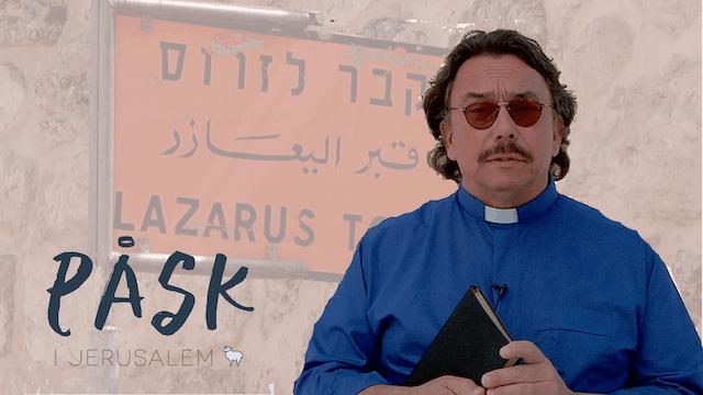 Dag 1 | Påsk i Jerusalem