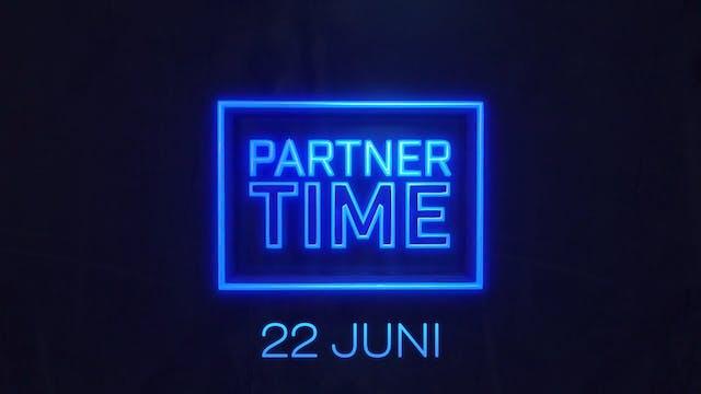 22 juni | Partnertime