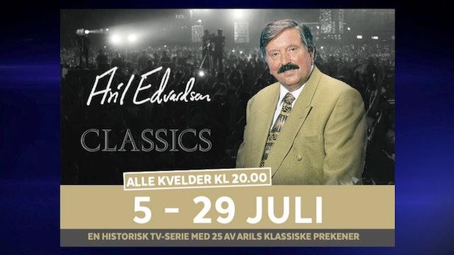 Aril Edvardsen Classics på TBN Nordic