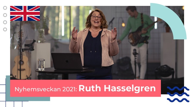 Kvällsmöte Måndag ENGELSKA | Nyhemsveckan 2021