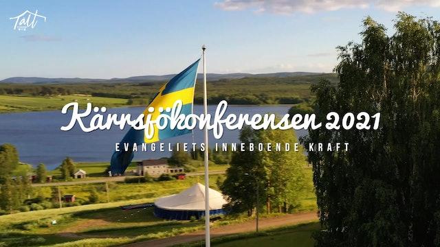 Söndag Gudstjänst Daniel Alm | Kärrsjökonferensen