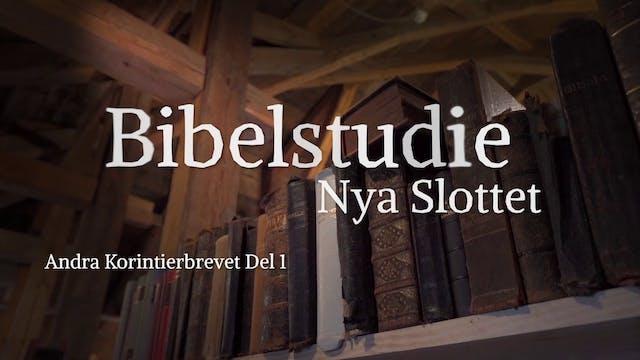 Andra Korinthierbrevet del 1 | Bibels...