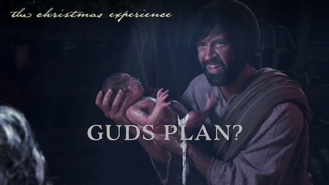 Guds plan? | The Christmas Experience