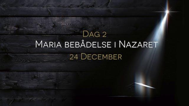 Julafton | 15 dagar med julens budskap