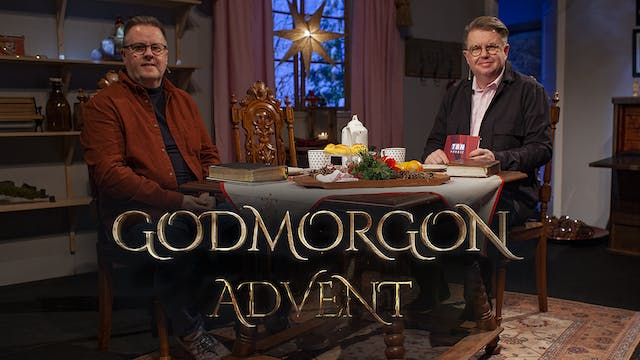 8 december | Godmorgon Advent