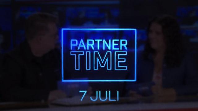 7 juli | Partnertime