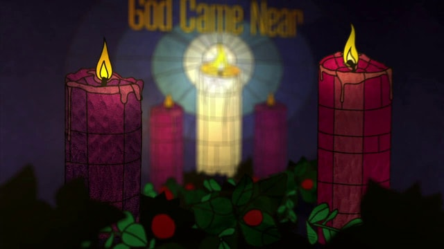 Jesus Kristus, världens ljus | Gud kom nära