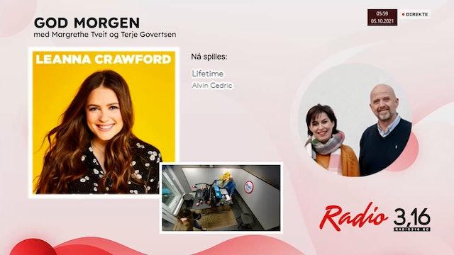 Radio 3,16 | 04 oktober 2021 - God Morgen med Margrethe og Terje