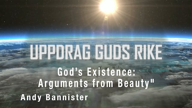 God's Existence: Arguments from Beaut...
