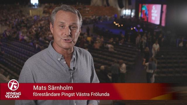Dan Salomonsson 21 juni | Nyhemsveckan 2018