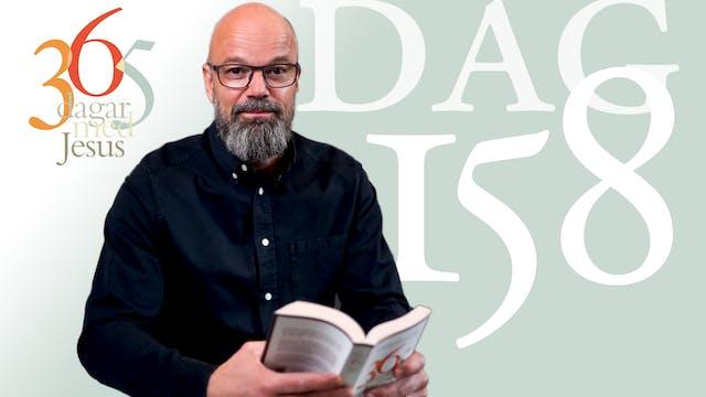 Dag 158: Historiens första text om jä...