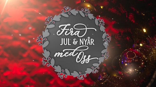 Fira jul och nyår med oss