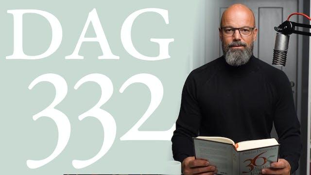 Dag 332: Omvändelse | 365 dagar med J...