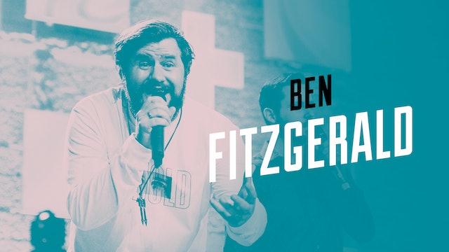 Ben Fitzgerald - 26 juli |Europakonferensen 2019